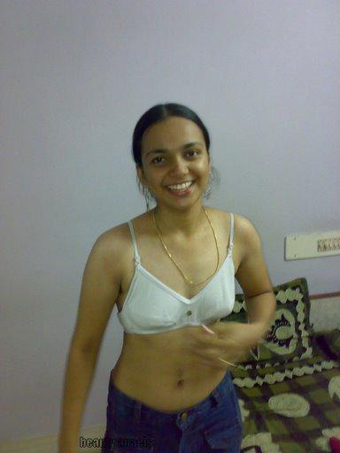 Hot Desi Mallu Aunty  Beautyanaels-8554